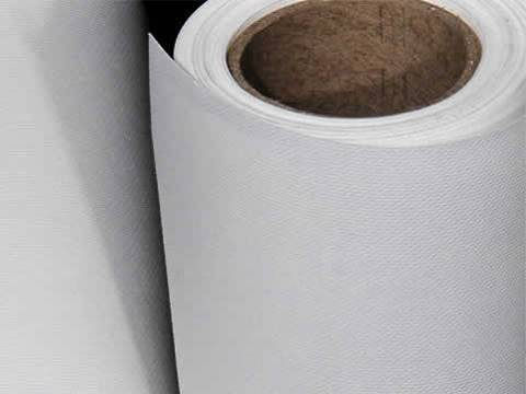 Polyester filter cloth in plain weave