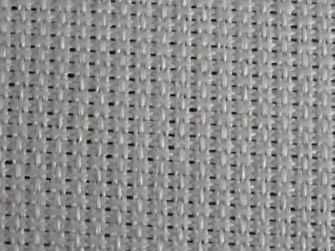 Multifilament polypropylene filter cloth in twill pattern